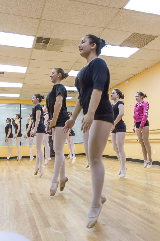 Sr. Ballet