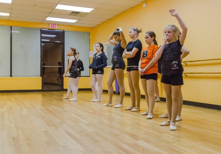 Comp Ballet